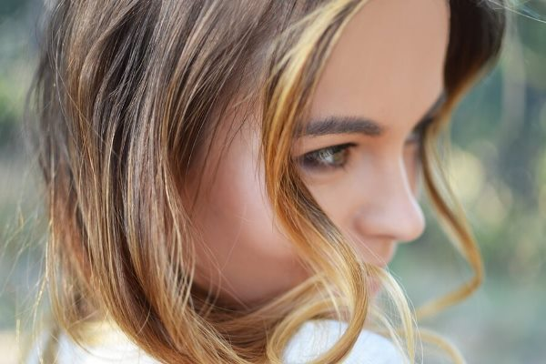 Hair that undergoes color treatment can also get damaged.