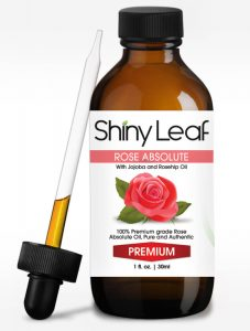 Shiny Leaf Rose Absolute Oil