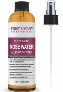 Rose Oil Review - Rose Water Toner