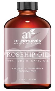 Rose Oil Review - Rosehip Oil Pure Virgin Cold Pressed and Unrefined