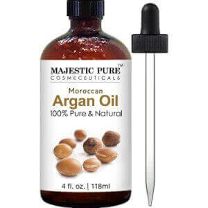 Majestic Pure Moroccan Argan Oil