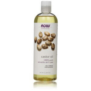 NOW Solutions Pure Castor Oil